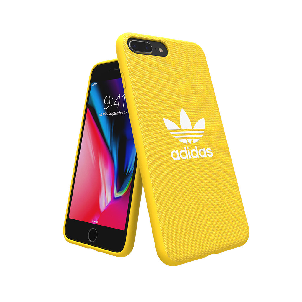 ADICOLOR SS18 -puhelinkuoret, iPhone 6+/6s+/7+/8+ - Yellow