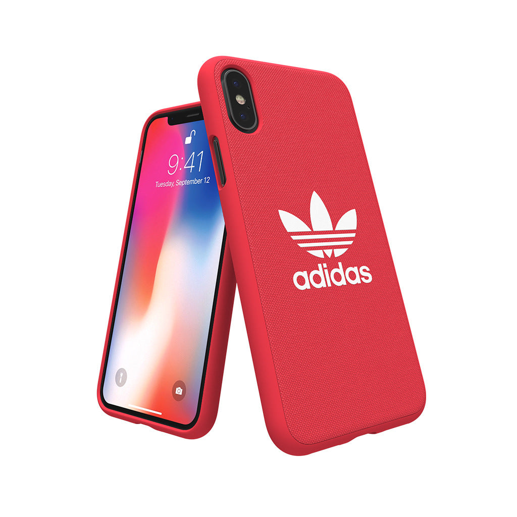 ADICOLOR SS18 Phone Case, iPhone X - Red