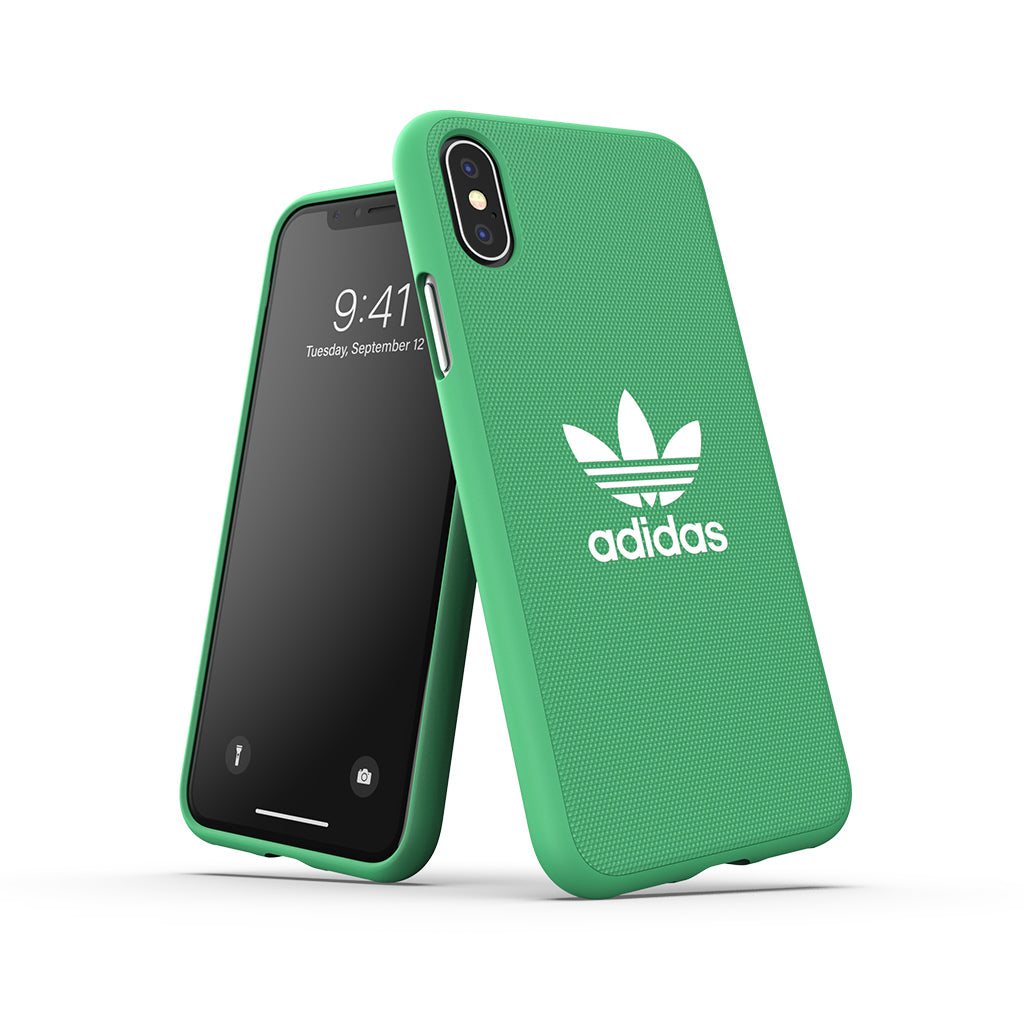 ADICOLOR SS19 Phone Case, iPhone X/XS - Mint