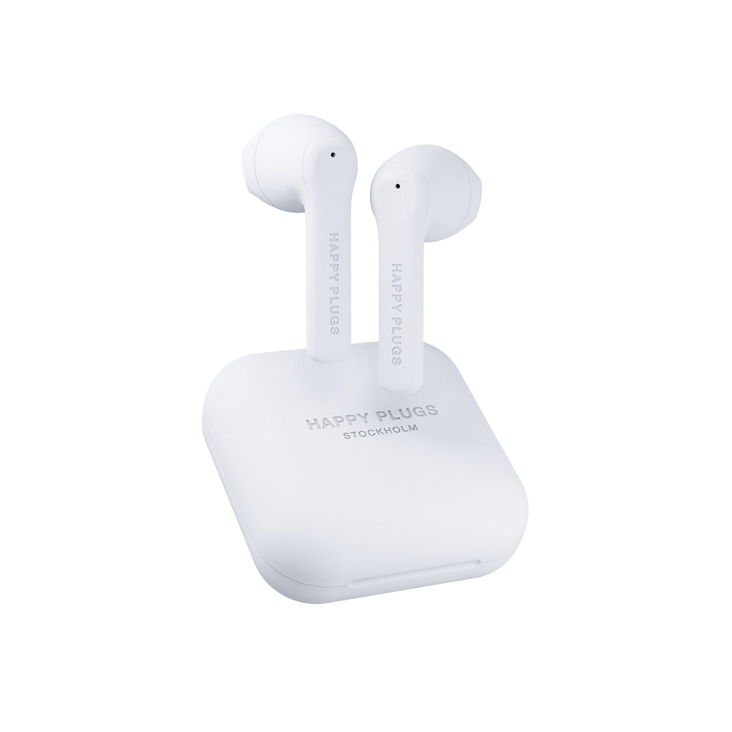 Air 1 Go True Wireless Headphones - White