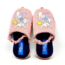 Load image into Gallery viewer, 101 dalmation open back slippers - childrens