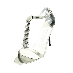 Sparkly Gem High heel Party shoes / sandals