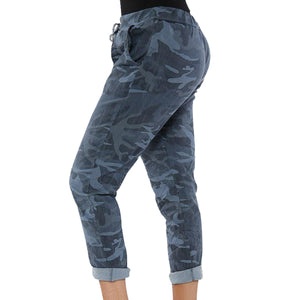 Very Stretchy skinny fit jeans / trousers side pockets