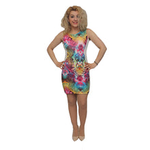 Load image into Gallery viewer, Body sculpture sleeveless fitted body-con dress