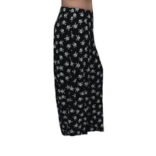 Load image into Gallery viewer, Jersey feel elastic waist palazzo trousers
