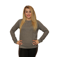 Load image into Gallery viewer, Round neck casual sweatshirt / jumper