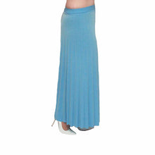 Load image into Gallery viewer, Pleated ankle length palazzo trousers / culottes