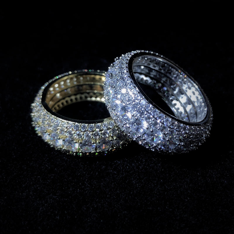 Eternity Diamond Ring | Ice Mob