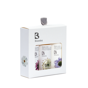 Bramley Cosmos Mini Starter Set with Hair Tie