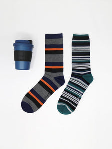 Thought Bamboo Cup & Socks Gift Set - Men's