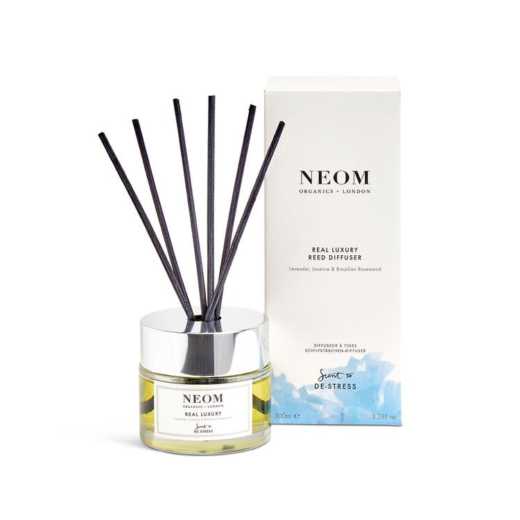 NEOM Organics Real Luxury Scent to De-Stress Room Diffuser