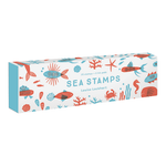 Load image into Gallery viewer, Sea Stamps Ink & Stamp set