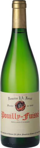 Pouilly Fuisse, 2017
