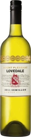 Lovedale Semillon, 2011