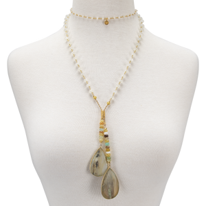 Catherine Page Necklace-MARIN