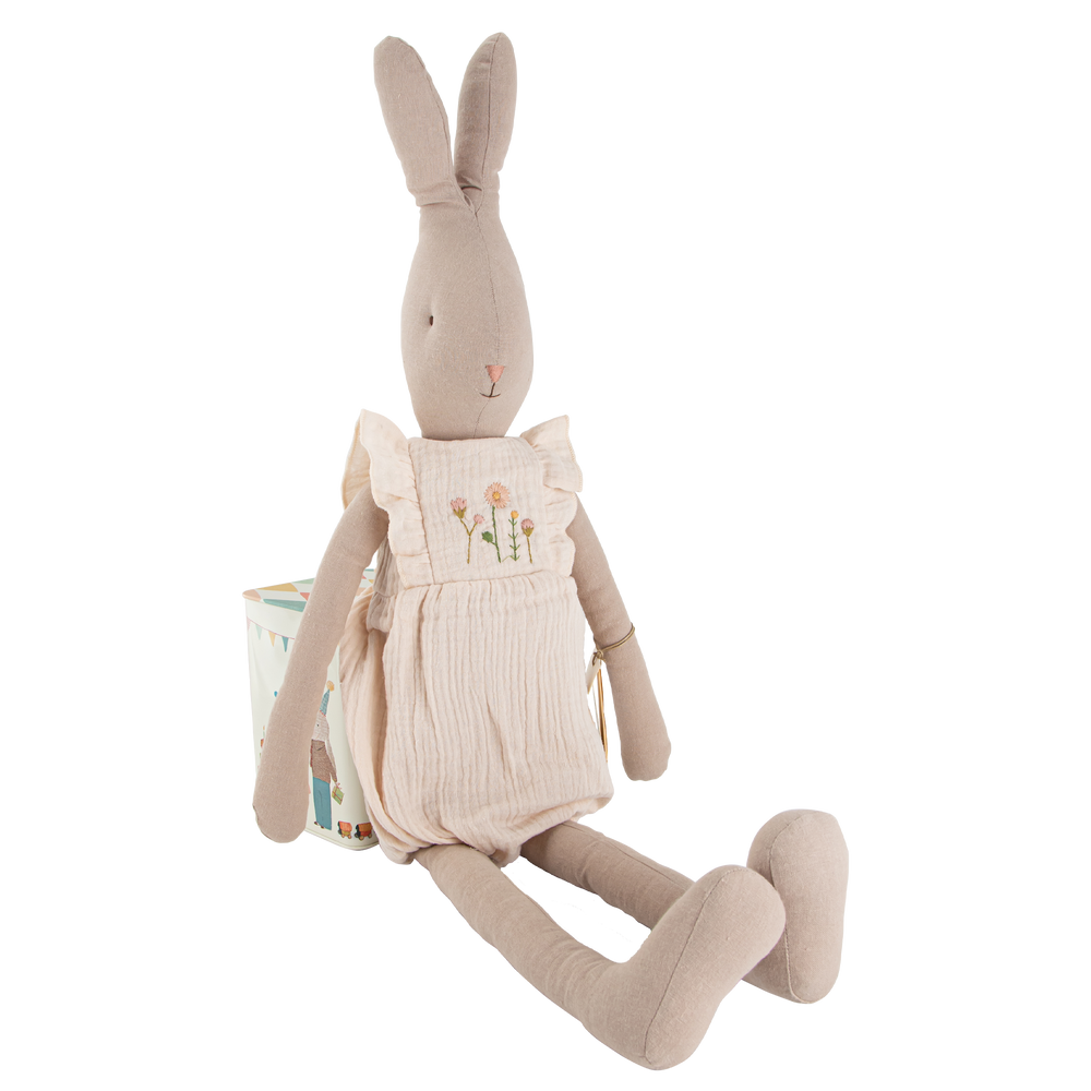 Load image into Gallery viewer, Rabit Size #5 Jumpsuit Off-White