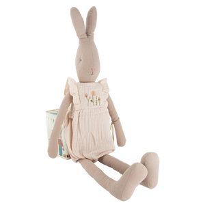 Rabit Size #5 Jumpsuit Off-White