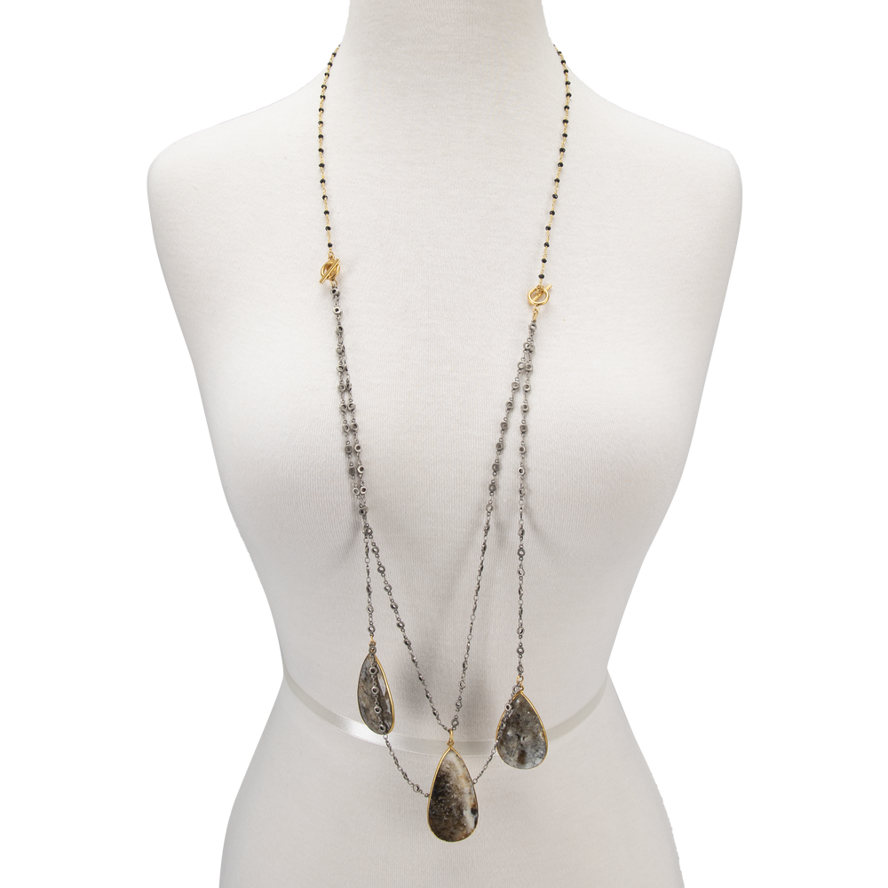 Catherine Page Necklace-Ardha
