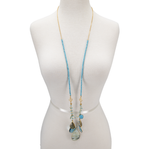 Load image into Gallery viewer, Catherine Paige Necklace-ELIZE