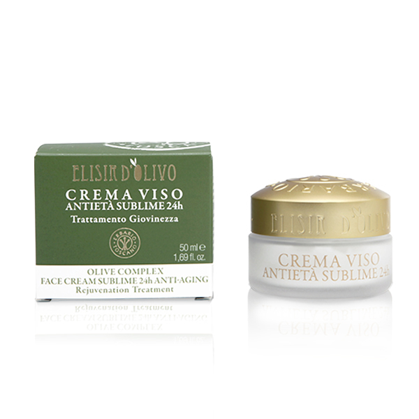Load image into Gallery viewer, Erbario Toscano- Olive Complex Face Cream Sublime 24h Anti-Aging