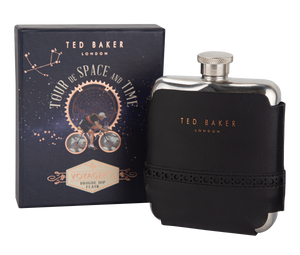 Ted Baker 6 oz  Brogue Hip Flask