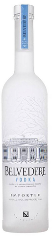 Belvedere Vodka (1L)