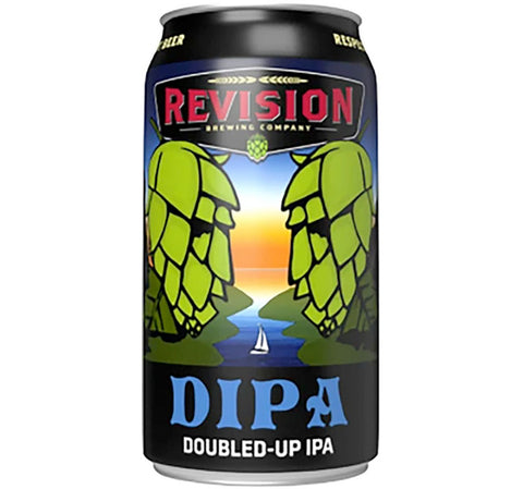 Revision Double IPA (6 x 12oz)