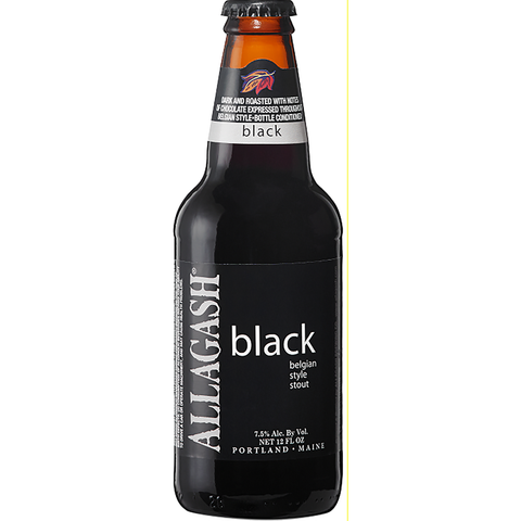 Allagash Black (4 x 12oz)