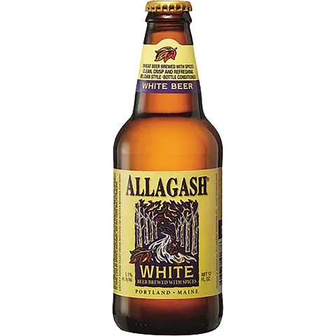 Allagash White (4 x 12oz)