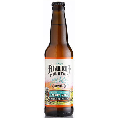 Figueroa Mountain Lizard's Mouth IPA (6 x 12oz)