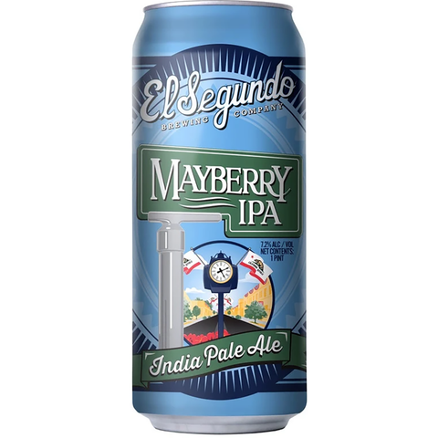 El Segundo Mayberry IPA (4 x 16oz)