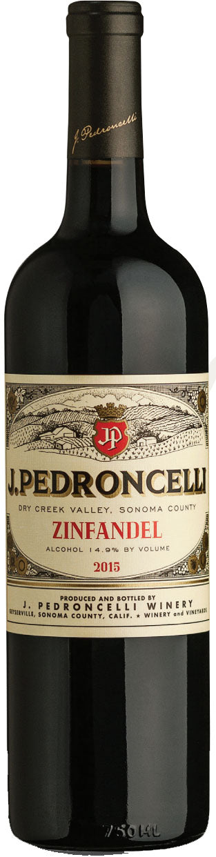 Pedroncelli Mother Clone Zinfandel 2015 (750ml)