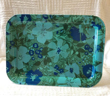 Load image into Gallery viewer, Vintage Flower Power Bed Tray