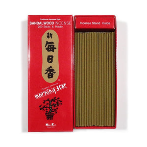 Morning Star Sandalwood (200 sticks)