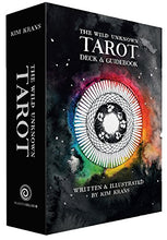Load image into Gallery viewer, Wild Unknown Tarot Deck & Guidebook [Kim Krans]