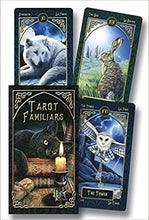 Load image into Gallery viewer, Tarot Familiars [Lisa Parker]