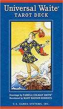 Load image into Gallery viewer, Universal Waite Tarot Deck [Pamela Colman Smith & Mary Hanson-Roberts]