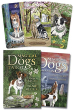 Load image into Gallery viewer, Magical Dogs Tarot [Mickie Mueller & Dan Mueller]