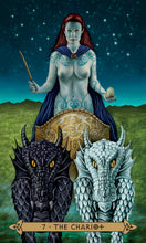 Load image into Gallery viewer, Celtic Tarot Book & Deck Set [Kristoffer Hughes]