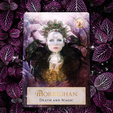 Load image into Gallery viewer, Goddess Power Oracle Book & Deck Set [Colette Baron Reid]
