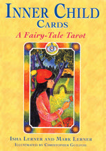 Load image into Gallery viewer, Inner Child Cards: A Fairy Tale Tarot Book & Deck Set [Isha Lerner & Mark Lerner]