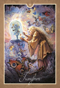Whispers of Healing Oracle Cards [Angela Hartfield & Josephine Wall]