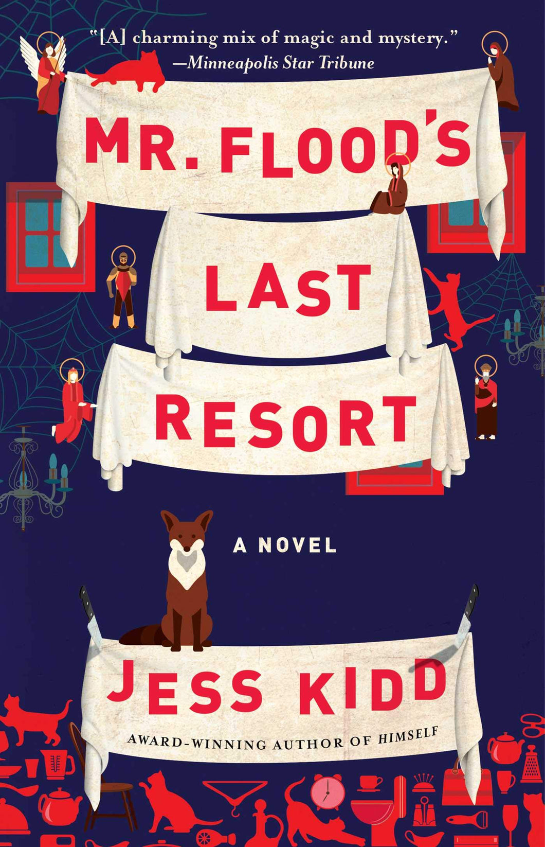 Mr. Flood's Last Resort [Jess Kidd]