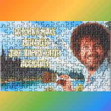 Load image into Gallery viewer, Bob Ross Micro Puzzle