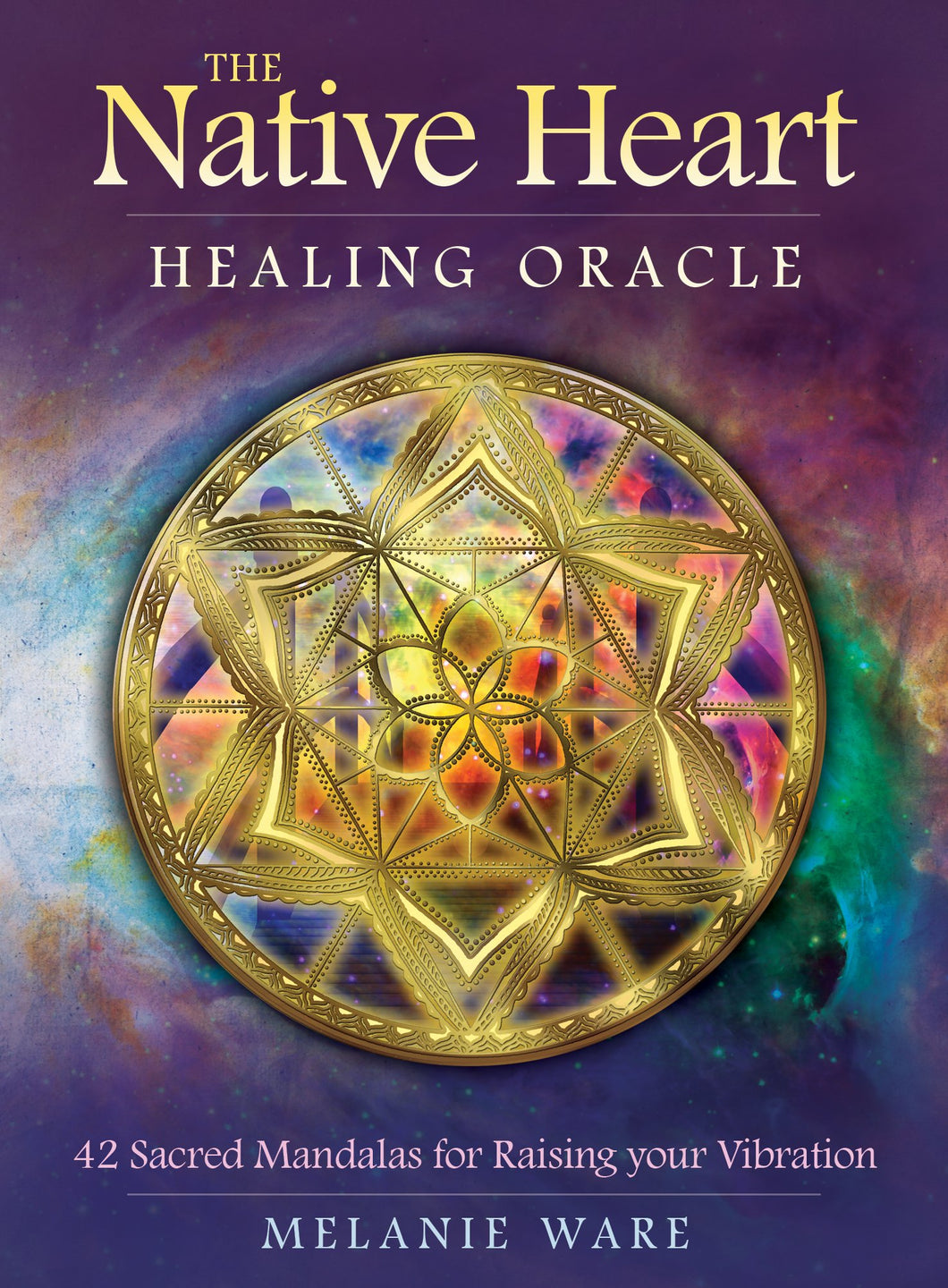 Native Heart Healing Oracle [Melanie Ware & Jane Marin]