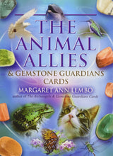 Load image into Gallery viewer, Animal Allies & Gemstone Guardians Cards [Margaret Ann Lembo]