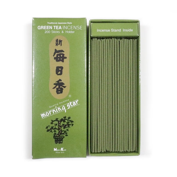Morning Star Green Tea (200 sticks)
