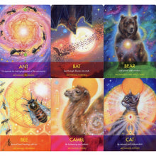 Load image into Gallery viewer, Archangel Animal Oracle Cards [Diana Cooper]
