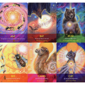 Archangel Animal Oracle Cards [Diana Cooper]