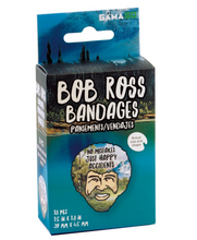 Load image into Gallery viewer, Bob Ross Bandages